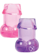Bachelorette Party Favors Pecker Shot Glasses (6 Per Set) -...