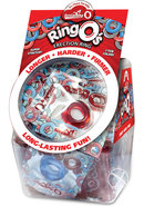 Ring O Erection Cockrings Waterproof Assorted Colors 36...