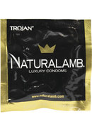 Naturalamb Luxury Lubricated 10 Pack