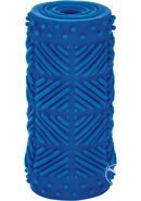 Apollo Reversible Premium Masturbator - Blue