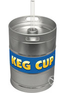 Keg Cup Drinking Cup 24 Ounce