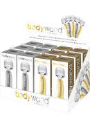 Bodywand Mini Massager Counter Display Gold/silver Edition...