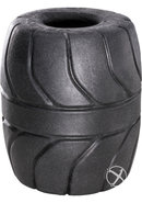 Perfect Fit Silaskin Ball Stretcher Black 2 Inch