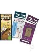 I`m Your Stallion Coupons 10 Slutty Coupons For Her