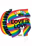 Rainbow Caution Tape - Multi Color