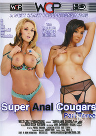 Super Anal Cougars 03